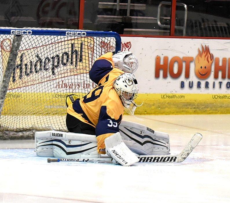 OHSAA Hockey/ Moeller 3 S. Xavier 2