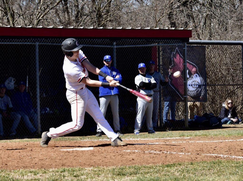 Cincinnati High School Opening Day Baseball 2019-Colerain/Springboro